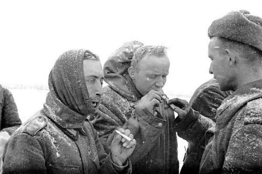 Сталинградская битва. Сибиряки