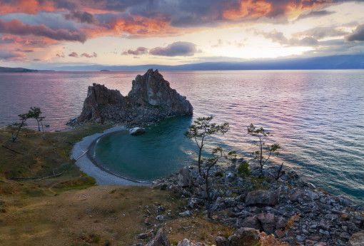 Байкал. Фото - Антон Франчук