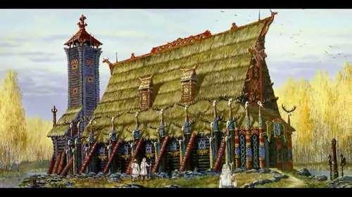 Асгард Ирийский - город Богов.