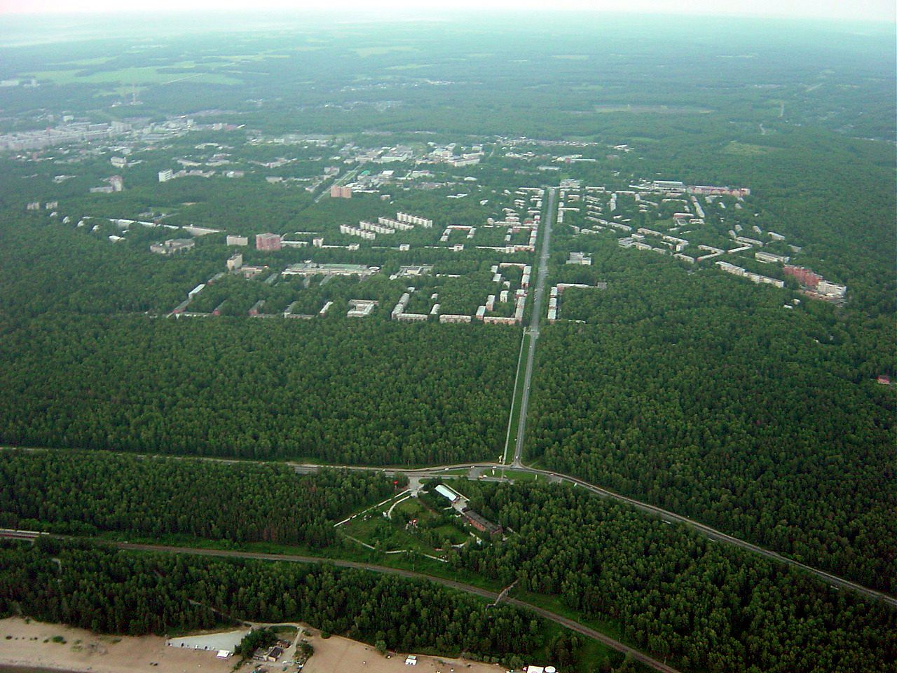 сибирь- города: