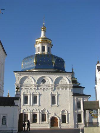 Церковь Иконы Божией Матери Знамение