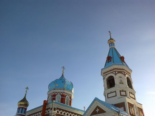 Свято - Никольский монастырь