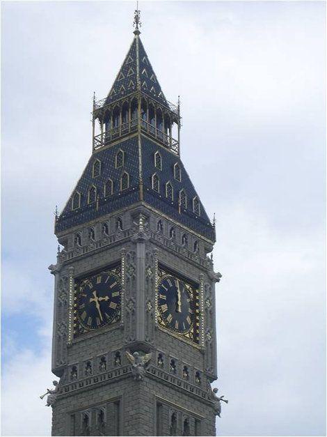 Башня Биг Бен