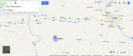Озеро Эбейты. Как добраться