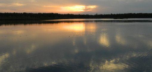 Озеро Ахманка