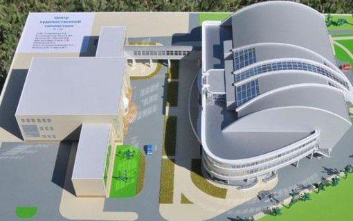 Центр подготовки олимпийского резерва по художественной гимнастике