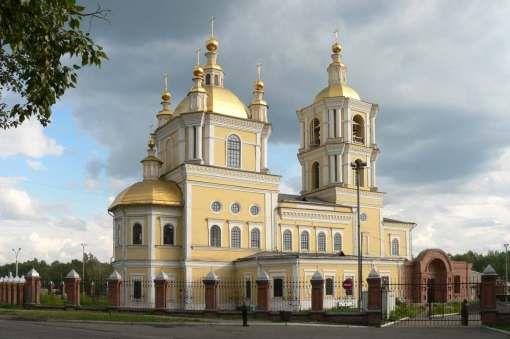 Спасо-Преображенский собор в Новокузнецке