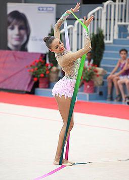 Олимпийская чемпионка Евгения Канаева. Лондон