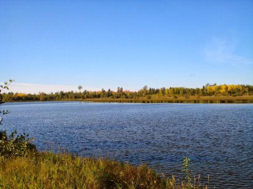 Озеро Самотлор