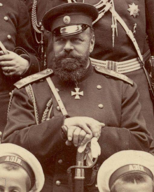 царь-Миротворец Александр III