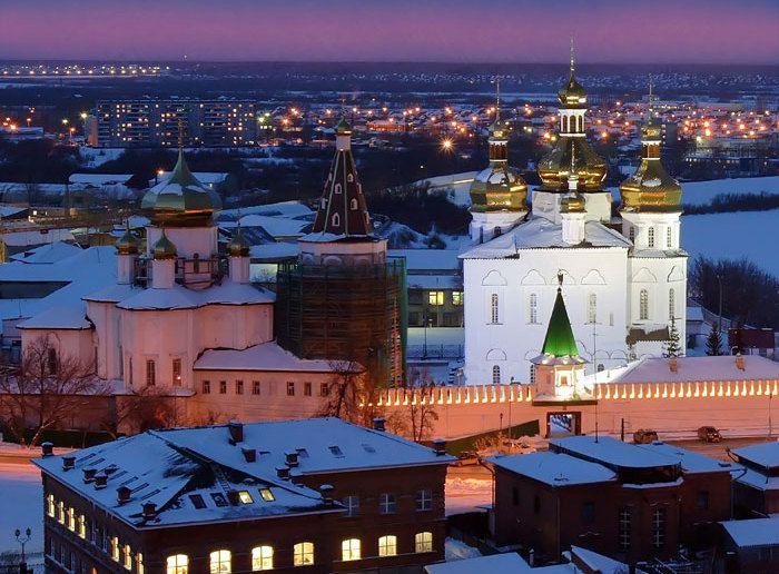 Троицкий монастырь (Тюмень)