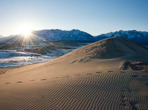 Чарские пески