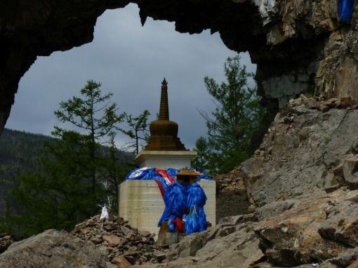 скала Храм Ворота