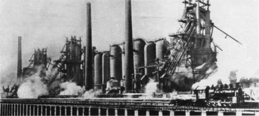 Кузбасская промышленность