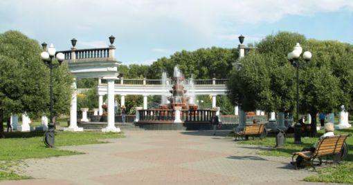 Сад металлургов