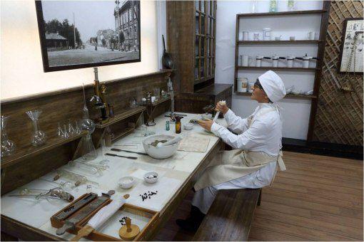 Лаборатория провизора Источник:http://vk.com/club46777091