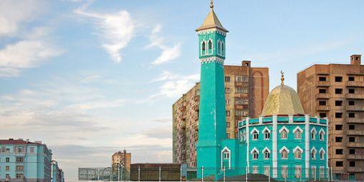 "Мечеть ""Нурд-Камаль"""