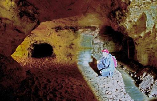 Ботовская пещера