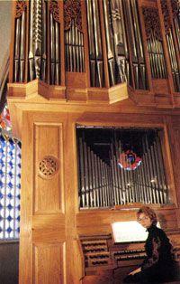 Органный зал иркутской филармонии
