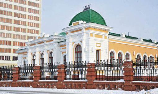Дом-музей Колчака Источник: www.ikz.ru