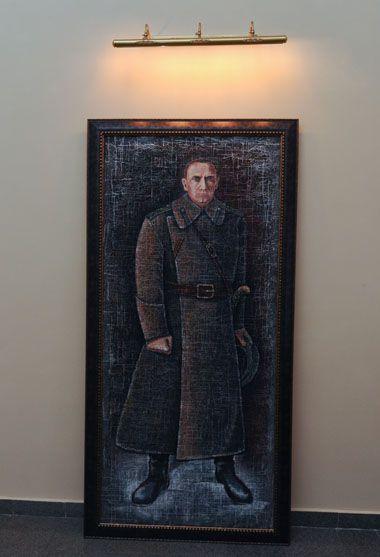 Портрет белого адмирала Источник: http://www.ikz.ru/siberianway/omsk/civilwar.html