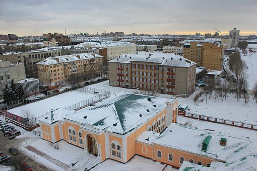 Дом Колчака Источник: www.xlander.ru