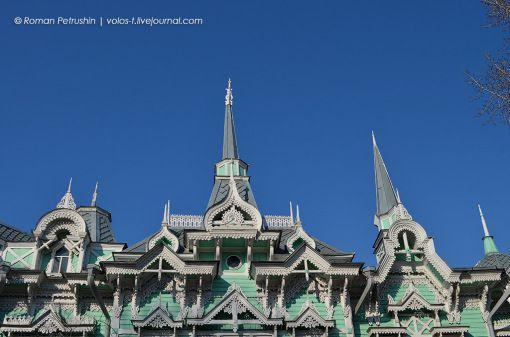 Изумрудный замок Источник: http://volos-t.livejournal.com/8611.html