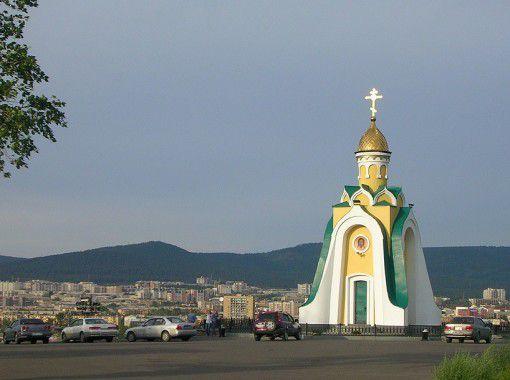 Часовня Александра Невского Источник:http://www.baikalnature.ru/