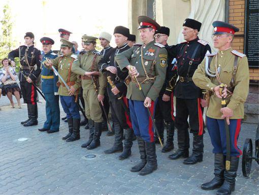Сибирское казачество Источник:smartnews.ru