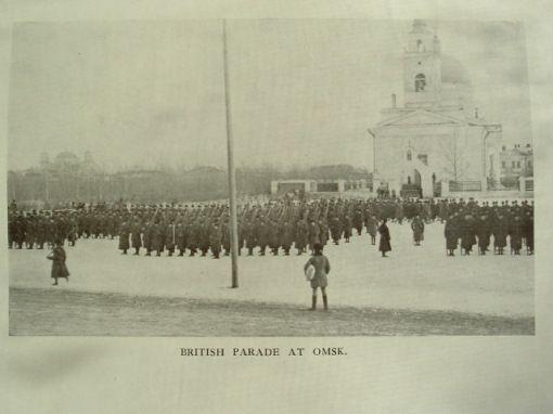 Омск в период Гражданской войны Источник: omchanin.livejournal.com