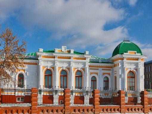 Дом Колчака Источник: www.2do2go.ru