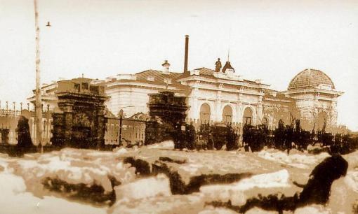 Особняк Батюшкова Источник: www.rf55.ru