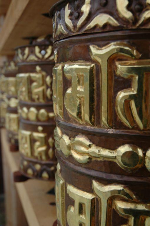 Молитвенные барабаны