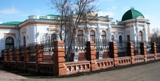Дом Колчака Источник: omsk.igid.ru