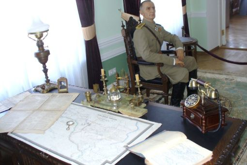 Кабинет КолчакаИсточник:http://www.ikz.ru/siberianway/omsk/civilwar.html