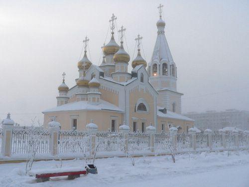 Градоякутская Спасо-Преображенская церковь Источник:http://www.baikalnature.ru/