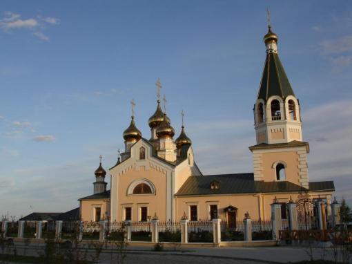 Преображенская церковь Источник: 100dorog.ru