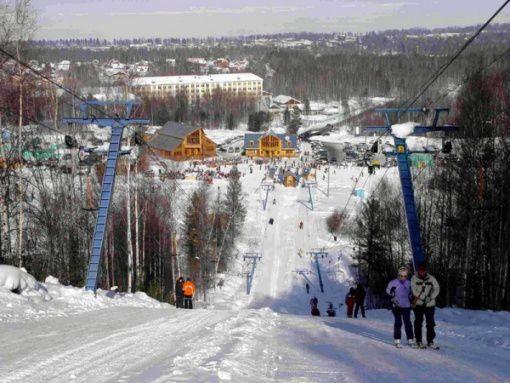 """Горнолыжный курорт """"Гора Соболиная"""" Источник: www.tour102.ru"""