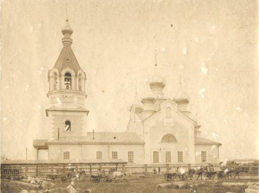 Старые церкви в Якутии Источник: http://dnevniki.ykt.ru/alex02/493804?mobile=true