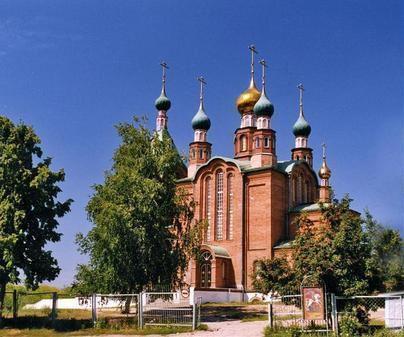 Церковь Георгия Победоносца Источник: www.altai.eparhia.ru