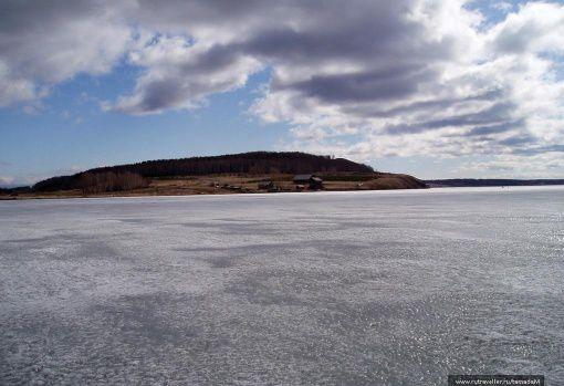 Озеро Большой Берчикуль