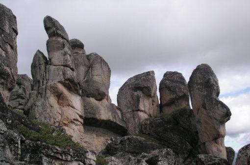Горы Кисилях Источник:http://vadimis.tumblr.com/post/1625399708