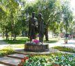 Памятник Святым в Омске