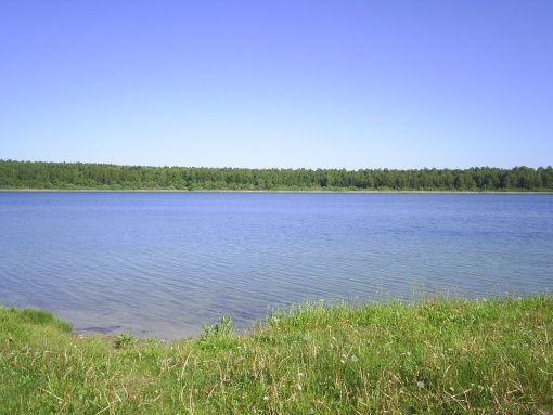 Озеро Данилово.