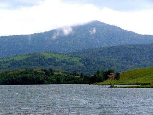 гора синюха на алтае