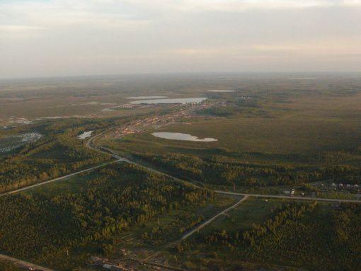 Белый Яр, Томская область