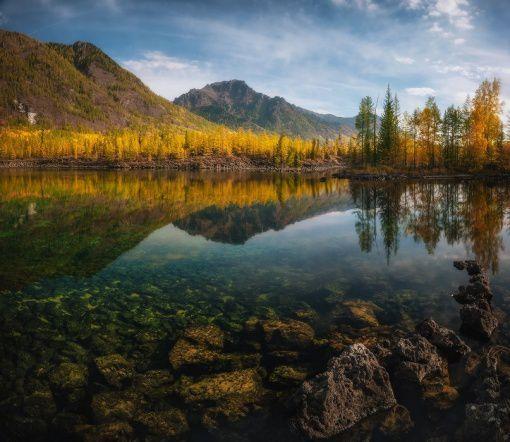 горы красноярского края