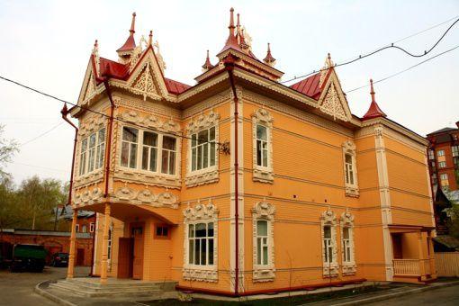 дом фельдфебеля