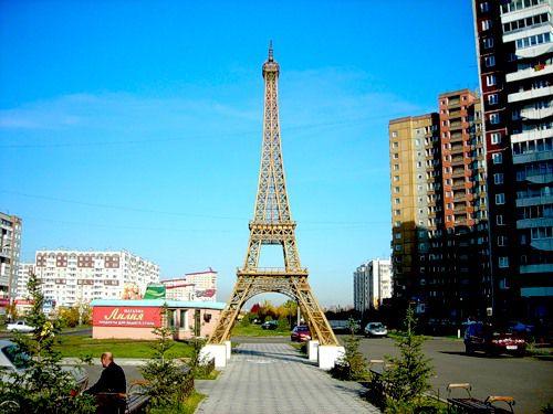 копия башни
