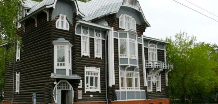 Шедевры деревянного зодчества Томска